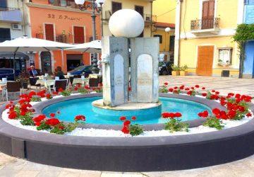 Giardini Naxos: il quartiere San Giovanni si riappropria della sua artistica fontana