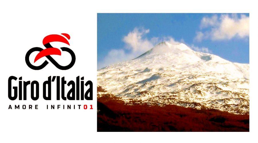 Catania, Caltagirone e l'Etna protagoniste del Giro d'Italia 2018