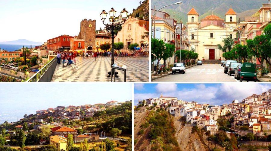Valle dell'Alcantara messinese: elezioni amministrative per quattro Comuni