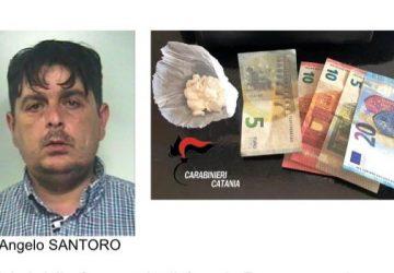 All'Alt dei carabinieri scappa via: inseguito e arrestato spacciatore a Catania