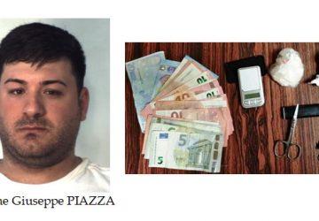 """""""Santapaoliano"""" spacciava cocaina dai domiciliari. Arrestato a Catania"""
