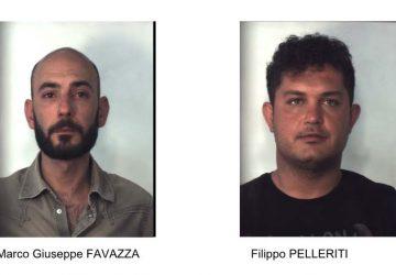 Arrestati rapinatori di banche catanesi in trasferta