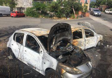 """Notte di fuoco a Mascali e Giarre: """"bruciano"""" tre auto. Indagini dei Carabinieri"""