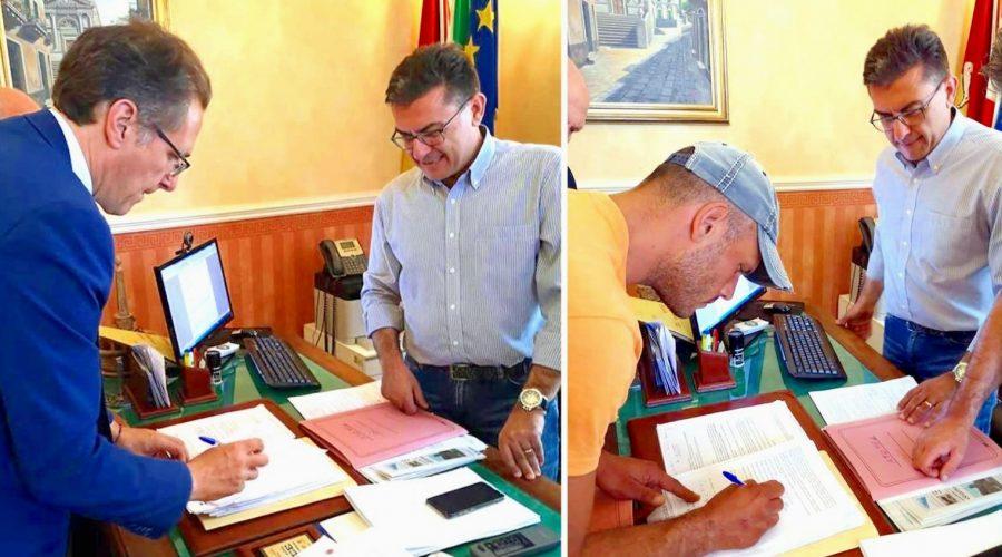 Francavilla di Sicilia: finalmente ai nastri di partenza il nuovo servizio rifiuti