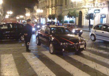 Giarre, controlli a tappeto dei carabinieri: 5 denunciati