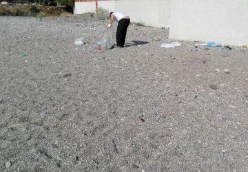 Mascali, al via pulizia quotidiana delle spiagge. 18 ecopoint per differenziare anche al mare