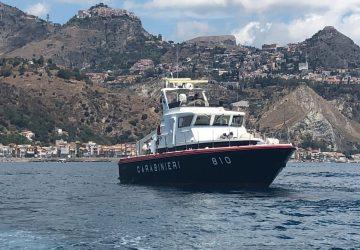 """Taormina: controlli nella spiaggia e agli esercizi di ristorazione di """"Isola Bella"""""""