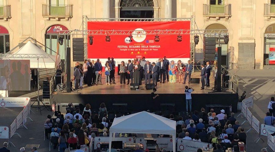 Catania, al via il primo Festival Siciliano della famiglia