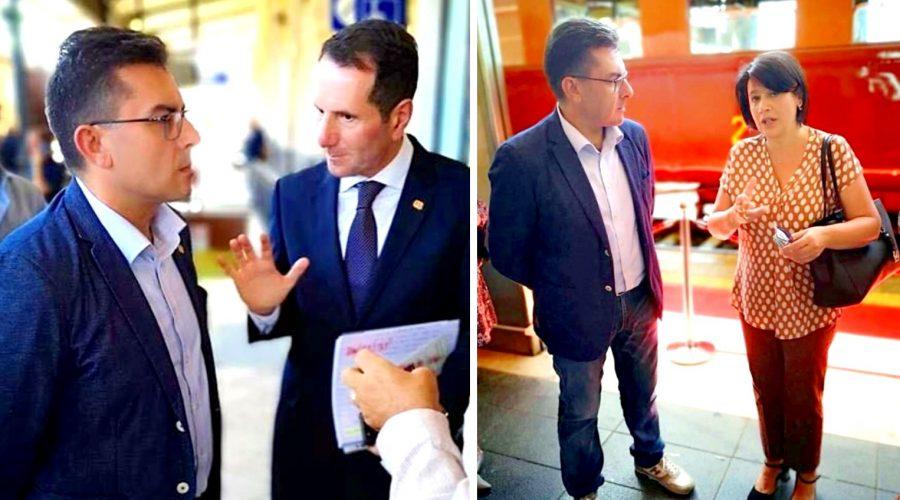 Riattivazione Alcantara-Randazzo: incontri al vertice per gli amministratori comunali