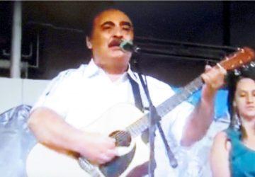 Gaggi: addio al chitarrista, compositore ed imprenditore turistico Pippo Foti