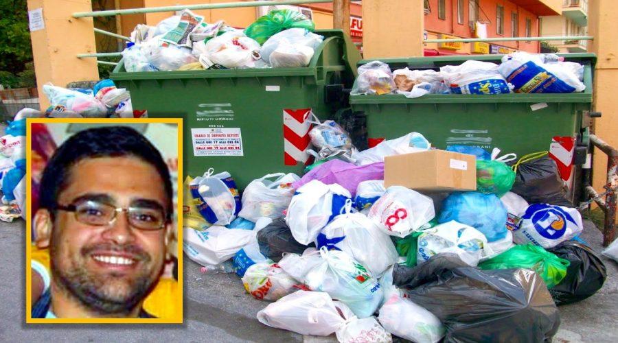 """Emergenza rifiuti: il sindaco di Malvagna """"sfida"""" l'Ato Messina 4"""