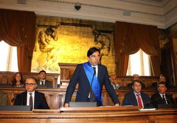 Intimidazione a Pietro Lo Monaco, la solidarietà del sindaco Pogliese