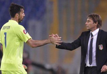 Conte e Buffon rivali della Juventus per la prossima Champions?