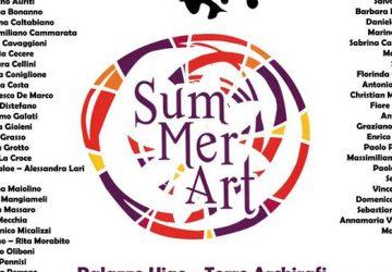 Riposto, al via la terza edizione di SumMerArt