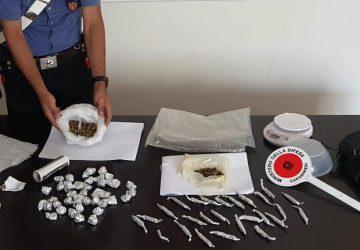 Paternò, deposito di droga una casa abbandonata del centro storico: in manette 28enne