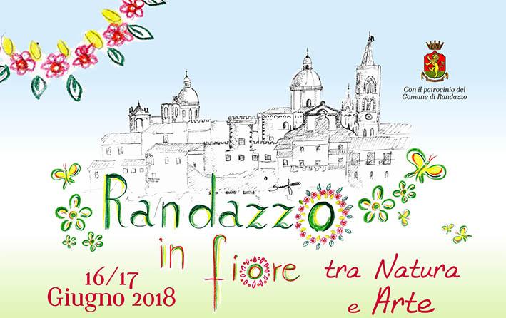 """Al via la prima edizione della rassegna """"Randazzo in fiore"""" tra natura e arte."""