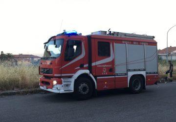 Mascali, duplice intervento dei Vigili del fuoco a Sant'Anna