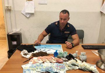 Catania, arrestato pusher del Gambia che spacciava a San Berillo