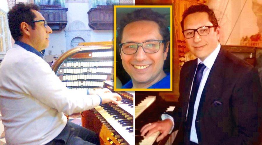 Ad Acireale un virtuoso dell'organo a canne: Angelo Maria Trovato