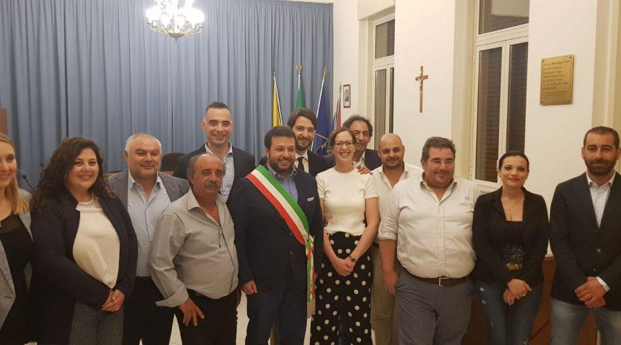 Santa Venerina: si insediano i consiglieri comunali. Eletti presidente e vice del Consiglio comunale