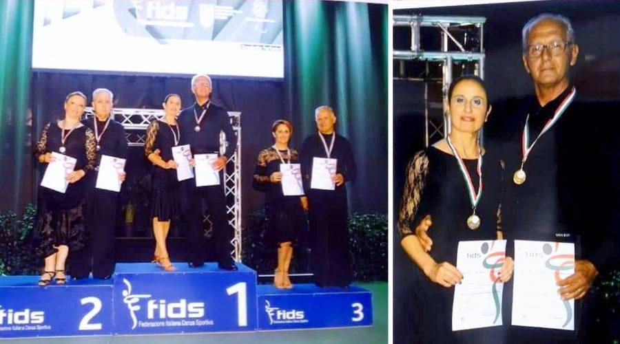 Francavilla di Sicilia: oro e bronzo nazionali per i coniugi Lo Presti-Parasiliti