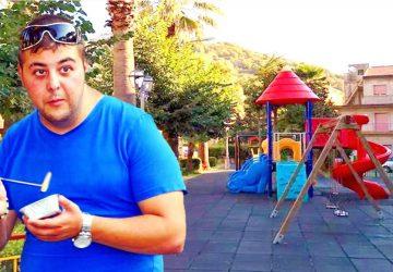 Francavilla di Sicilia intitola il parco giochi all'indimenticabile Ciccio Mamazza