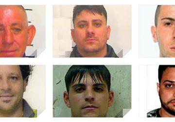Furti, ricettazione e tentato omicidio: sgominata banda criminale a Catania NOMI FOTO VIDEO