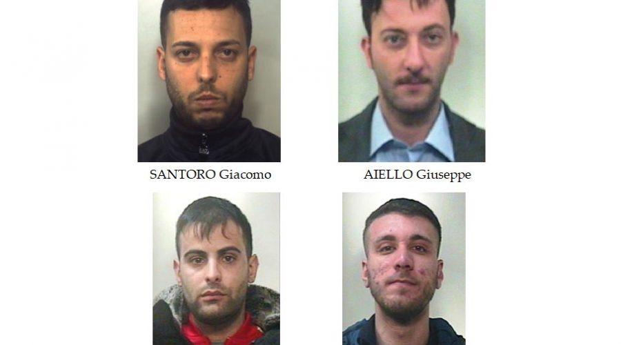 Avevano rapinato tre banche nel bergamasco: arrestati in quattro