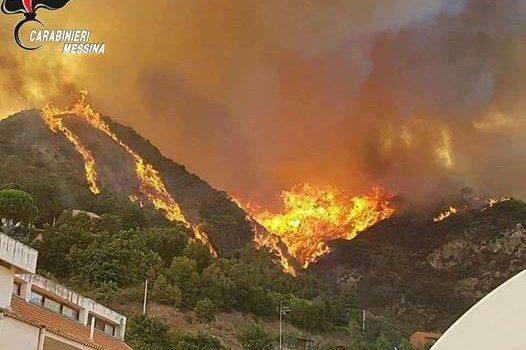 Provocò un incendio che ha distrutto più di 500 ettari di vegetazione: arrestato FOTO