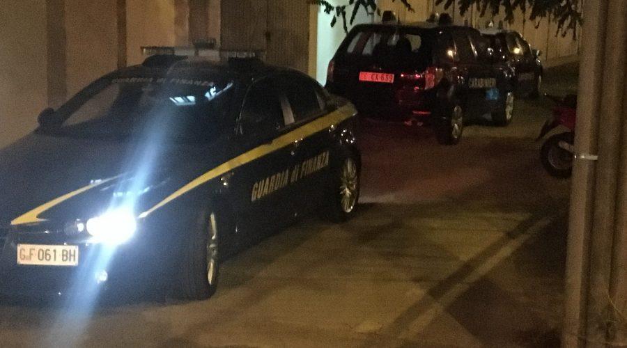 Riposto, controlli a tappeto di carabinieri e guardia di finanza: una denuncia per ricettazione