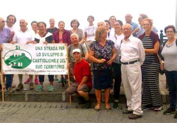 """S.P. 81 Castiglione-Calatabiano: una """"camminata"""" di riflessione"""