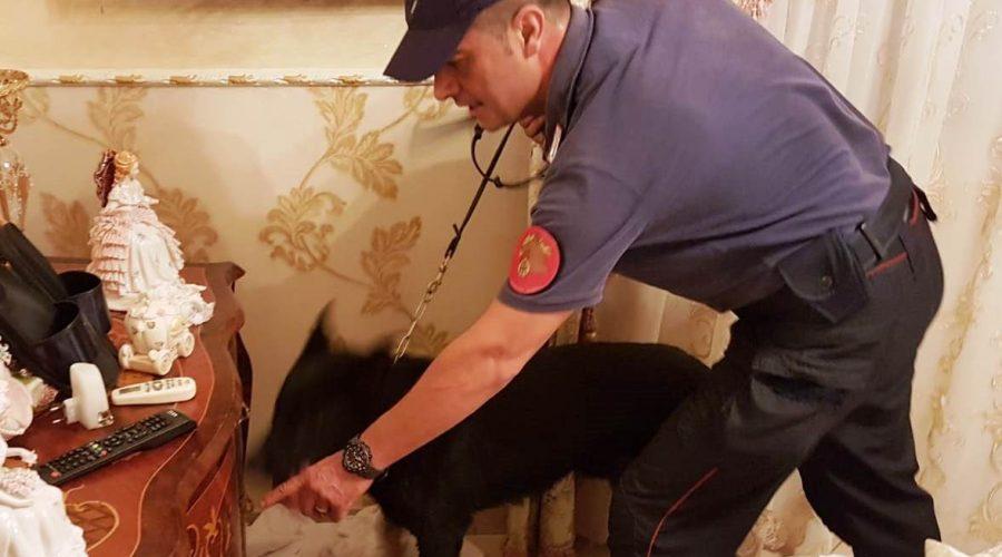 Catania, arrestarono la moglie con 6 Kg di cocaina e lui era riuscito a fuggire. Trovato e arrestato