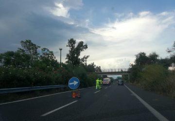 Autostrada Messina-Catania, a breve l'inizio dei lavori nella galleria Giardini Naxos