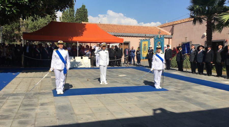 Guardia Costiera Riposto, si insedia il nuovo comandante Campanella