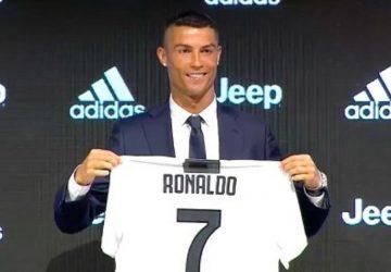 Aspettative su un campione: CR7 alla Juventus