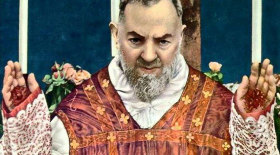 """Giarre si prepara al """"Primo Centenario delle stimmate visibili di San Pio da Pietrelcina"""""""