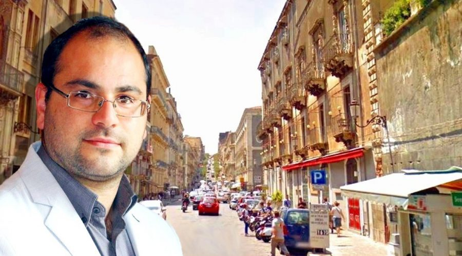 A Catania le immagini stampate nell'anima di Giuseppe Manitta