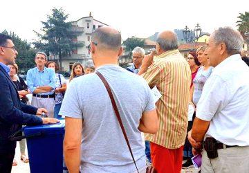 """Francavilla di Sicilia: tutti """"pazzi"""" per la raccolta differenziata porta a porta"""