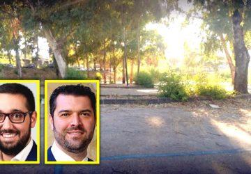 """Giardini Naxos: una discarica abusiva nel parcheggio """"Salluzzo"""""""