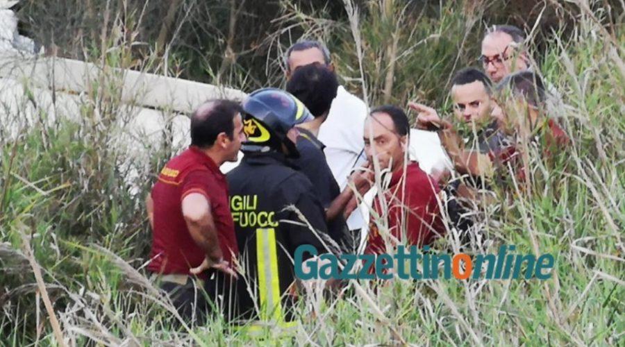 Tragedia di Calatabiano, indagini dei carabinieri: sequestrati rottami velivolo e acquisite immagini video sorveglianza