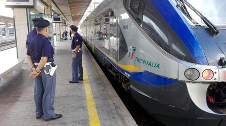 Catania, controlli Polfer, bilancio della stagione estiva