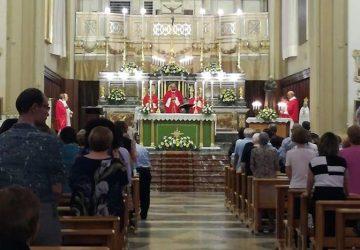 Celebrato a Giarre il primo centenario delle stimmate di San Pio