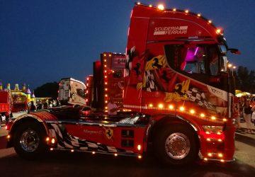 """Aci Sant'Antonio, successo per la IV edizione del """"Truck Driver"""" delle Aci"""