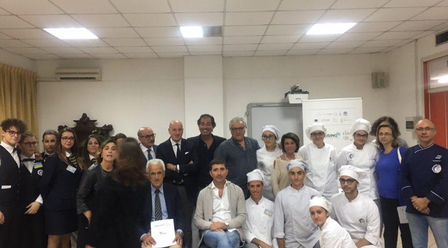 Giarre, presentata all'Alberghiero iniziativa sociale con raccolta fondi per la ricerca sulla Fibrosi Cistica