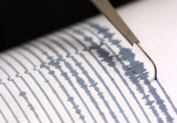 Scossa di terremoto con epicentro Paternò