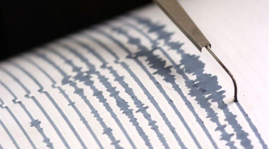 Scossa di terremoto di magnitudo 3.9 con epicentro Adrano