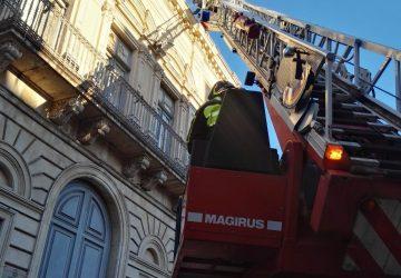 Terremoto nel Catanese: mobilitate colonne Vigili del fuoco VIDEO