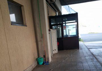 Vandalizzata la sede della Motorizzazione di Catania