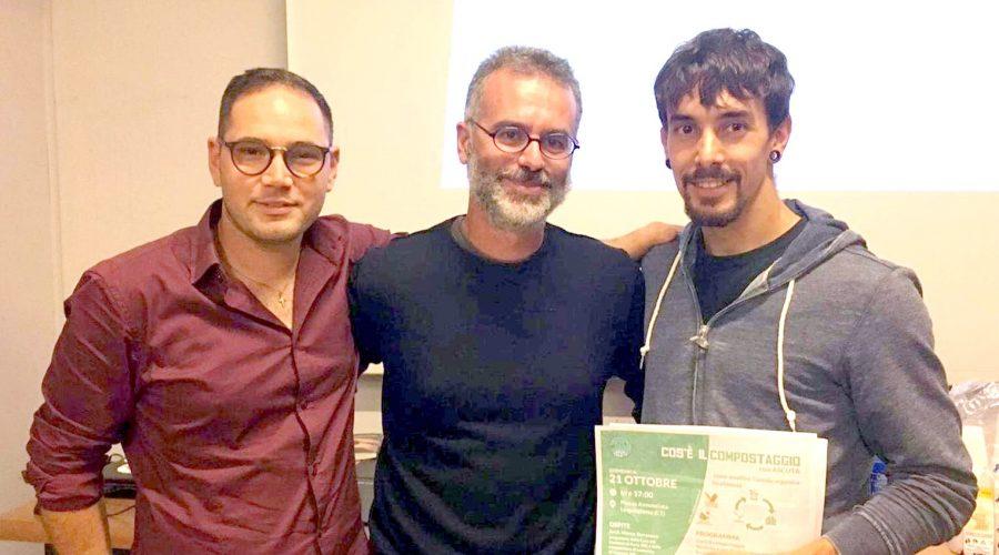"""Linguaglossa: a lezione di compostaggio con i giovani dell'associazione """"Ascùta"""""""
