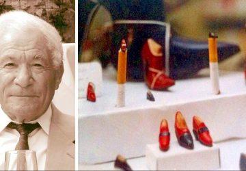 """Malvagna non dimentica Salvatore Mobilia e le sue """"scarpe in miniatura"""""""